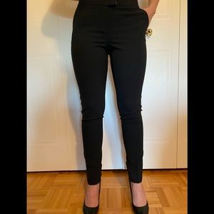 Marciano black dress pants size 6